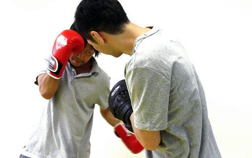 ボックス(ボクシング)コース02