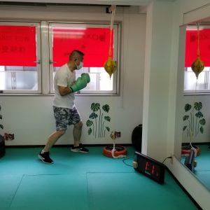 ボクサフィット練習